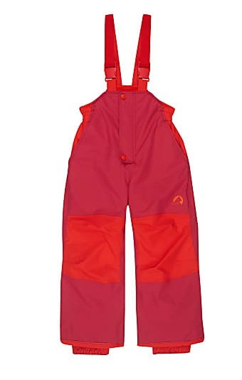 Finkid Toope persian red/grenadine Skihose Outdoor Winterhose atmungsaktiv