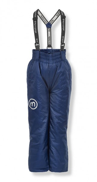 Minymo Skihose Le91 navy Thermo Schneehose atmungsaktiv