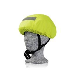 B-Lite Regenschutz für Fahrradhelm Wetterschutz Helmet Cover mit Reflektor