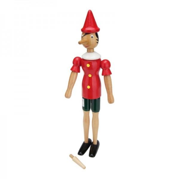 Pinocchio - Holzfigur 31 cm