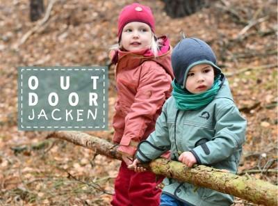 Funktionsjacken für den Waldkindergarten