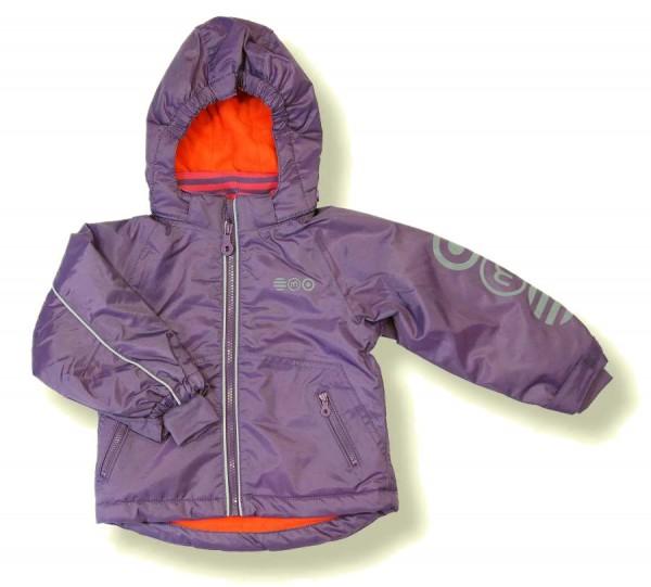 MINYMO Outdoorjacke Now03 Grape Jam violett Winterjacke atmungsaktiv