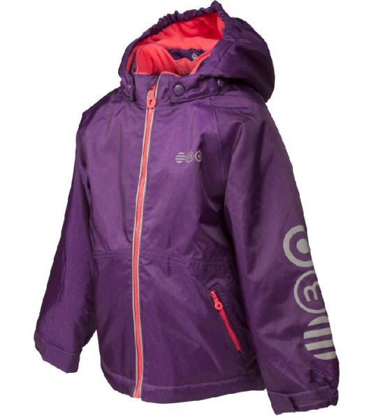 MINYMO Bing10 purple Winterjacke Outdoorjacke atmungsaktiv