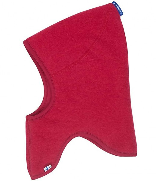 Finkid LUOLA WOOL Wintermütze persian red Schlupfmütze