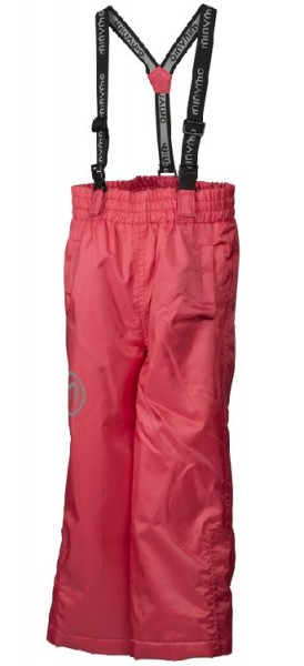 Minymo Bing12 teaberry pink Thermo Skihose Schneehose atmungsaktiv