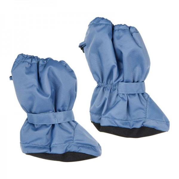Minymo Footies Thermo Booties Le95 coronet blue gefütterte Stiefelchen