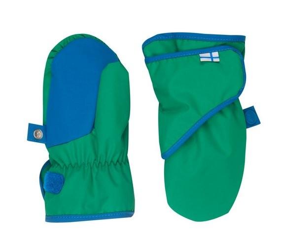 Finkid Lapanen leaf/seaport Arctic Thermo Handschuhe Fäustlinge wasserfest