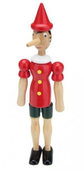 Pinocchio - Holzfigur 10 cm