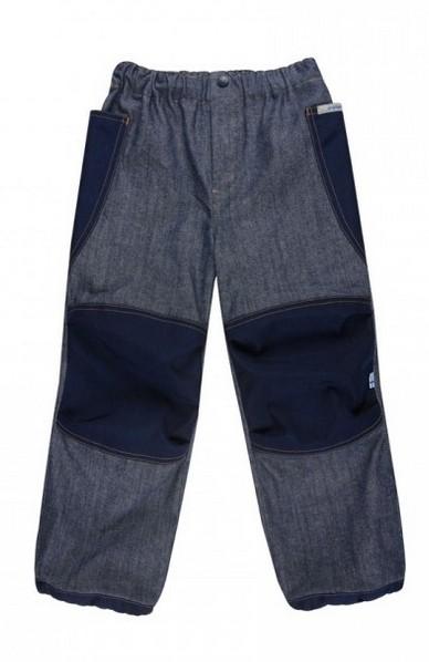 Finkid Kordhose KUU denim jeans / navy Outdoorhose knieverstärkt