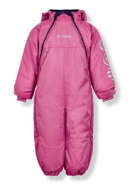MINYMO Schneeanzug Skianzug pink Le89