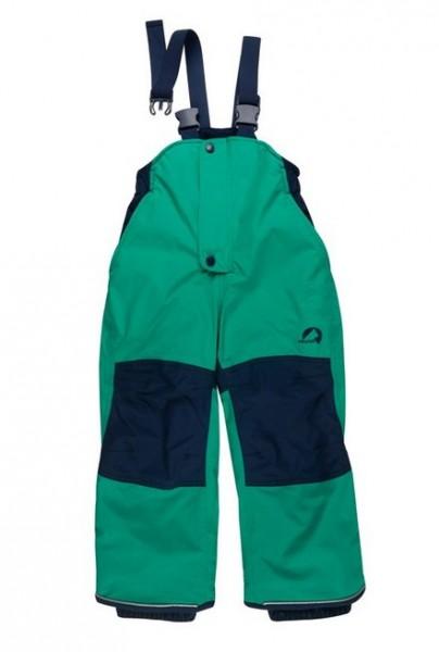 Finkid Toope Schneehose emerald/navy