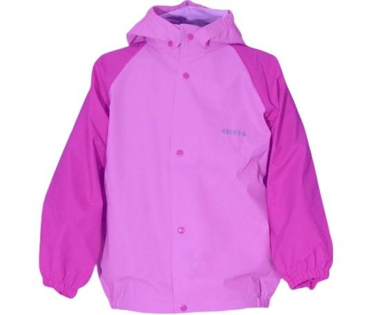 Mädchen Regenjacke TJIP pink mit Kapuze