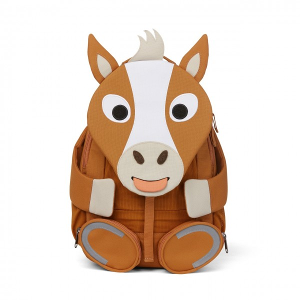 Affenzahn Kindergarten Rucksack Pferd Großer Freund