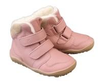 bLifestyle GIBBON Winterboots rosa Nappa Leder TEX mit Wollfutter