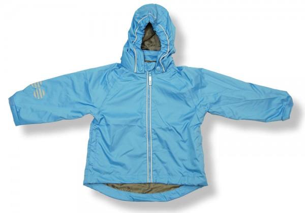 Minymo Baby Outdoorjacke Regenjacke azurblau