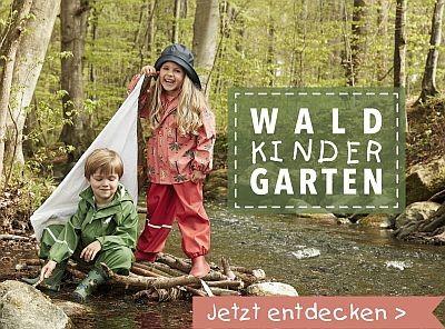Alles für den Waldkindergarten - Buddelhosen, Matschhosen, Thermobekleidung und vieles mehr...
