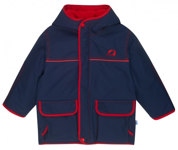Finkid Talvi navy/red Winter Outdoorjacke