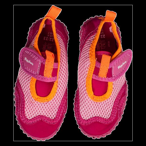 Mädchen Badeschuhe Mesh pink Aquaschuhe
