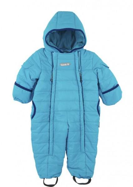 Kamik Topaz capri/navy blue Baby Thermoanzug Wärmeoverall