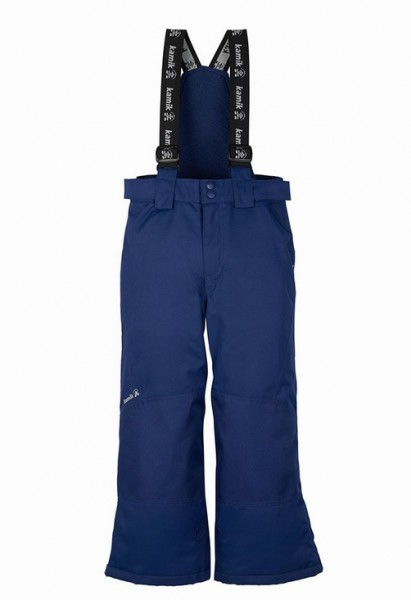 Kamik HARPER navy Thermo Outdoorhose Skihose