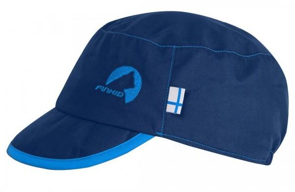 Finkid MIKKE navy/blue Sommer Cap mit UV Schutz