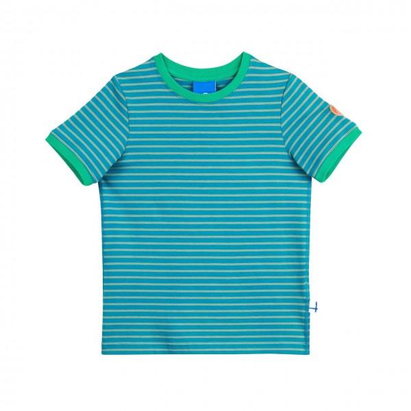 Finkid Renkaat seaport/trellis T-Shirt geringelt