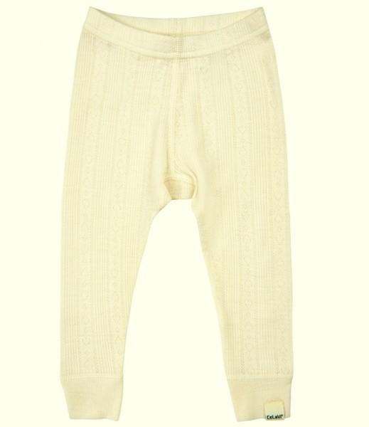 CELAVI Unisex Baby Leggings Weicher Wolle Hose