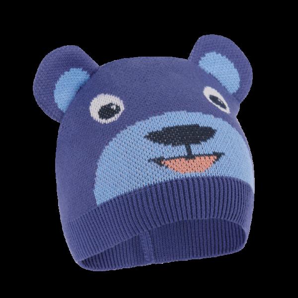 Affenzahn Mütze Bär aus Baumwolle