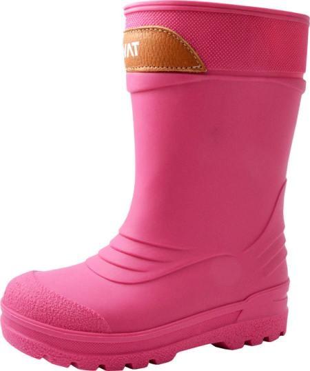 Kavat Mädchen Gummistiefel REGN pink