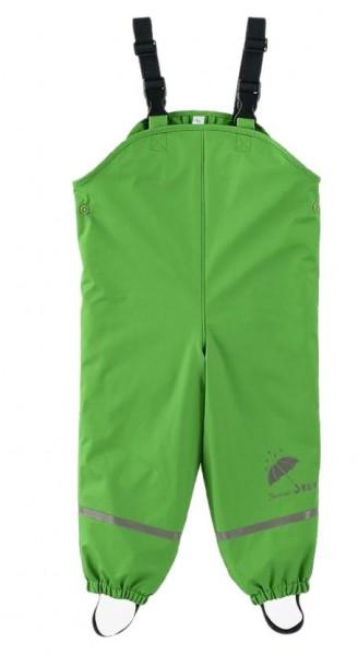 Sterntaler Thermo Matschhose grün mit Fleecefutter
