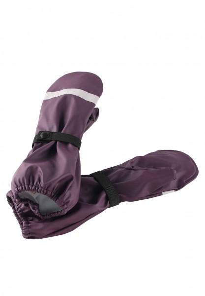 Reima Handschuhe KURA deep purple Buddelfäustlinge ungefüttert für Waldkinder-Copy