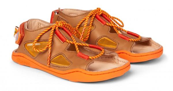 Affenzahn Sandalen LÖWE Barfußschuhe mit Minimalsohle