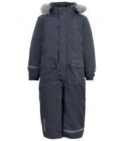 Minymo Jungen Skianzug Ombre blue Schneeanzug uni