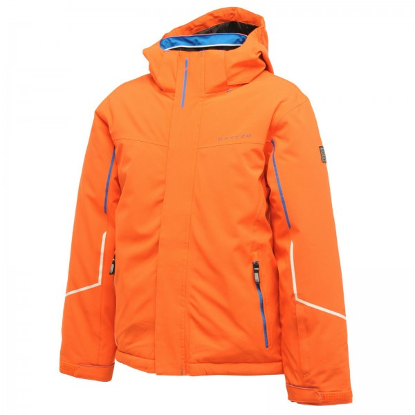 Regatta Kinder Skijacke Rumble orange Outdoorjacke
