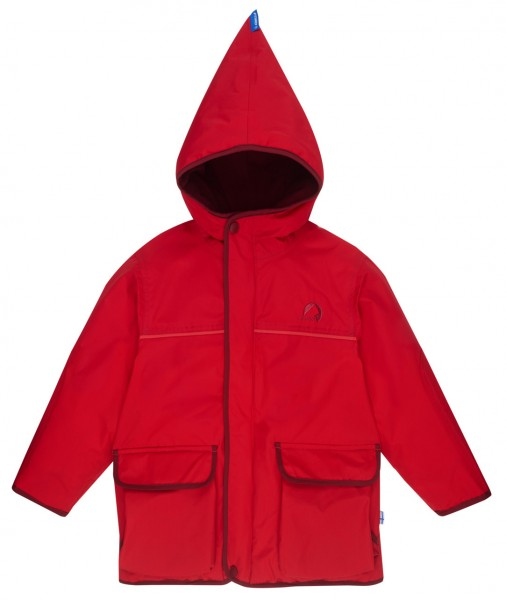 Finkid Talvi red/cabernet Winter Outdoorjacke