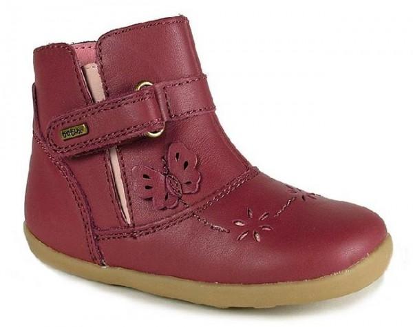 Bobux step Up Flutter Boots pink Lauflernschuhe Stiefelchen