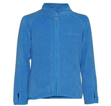 Minymo Fleecejacke Echo66 clear blue