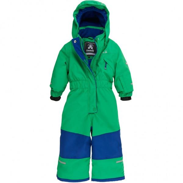 KAMIK Schneeanzug Merlin grün Skianzug atmungsaktiv