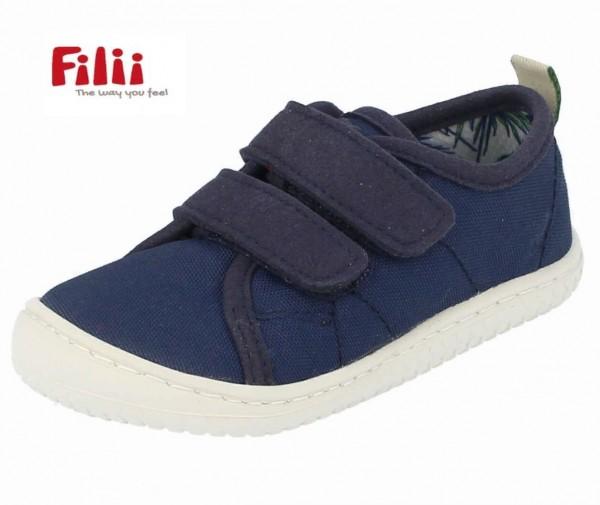 Filii O'AHU Sommer Sneaker Kinder Barfußschuhe blau