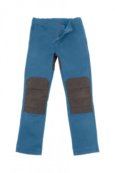 Elkline Best Buddy Kinder Outdoorhose mykonos blau