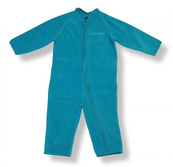 Celavi Baby Fleece-Overall Winn91 bright blue