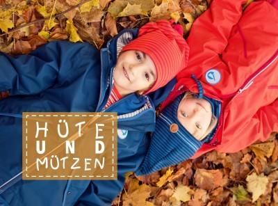 Kopfbedeckungen für jede Jahreszeit