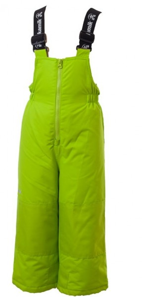 Kamik WINKIE lime green Thermo Outdoorhose Skihose