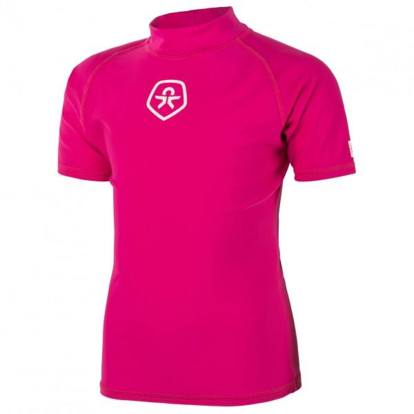 Color Kids TIMON pink UV-Schutz Lycra Shirt für Mädchen