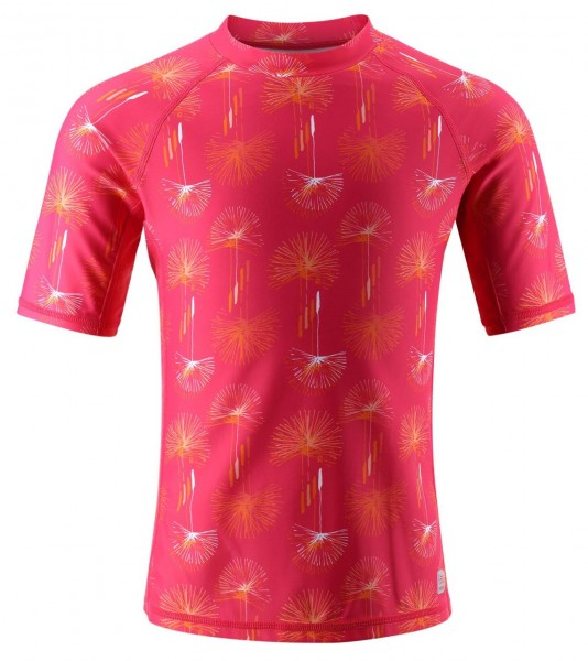 Reima Kinder UV Schwimmshirt Ionian pink Pusteblume UV-Schutz 50