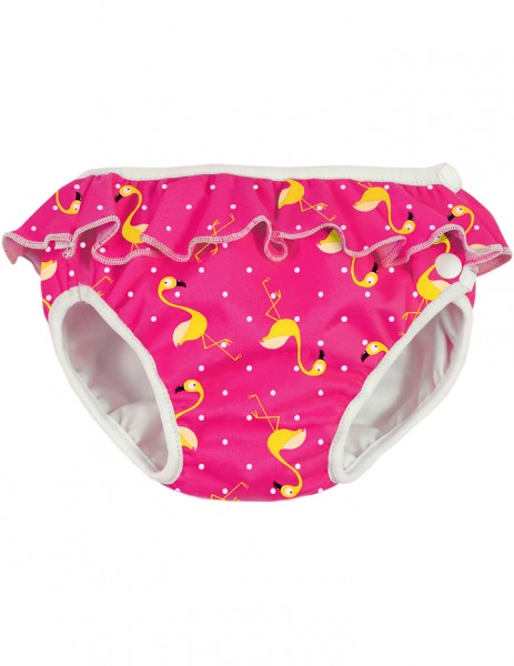 ImseVimse Schwimmwindel pink Flamingo