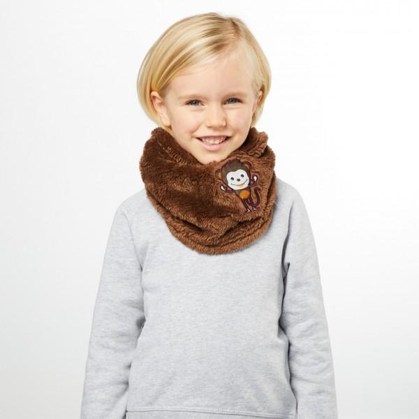 Affenzahn Kinder Schlauchschal AFFE Winter Loop Schal