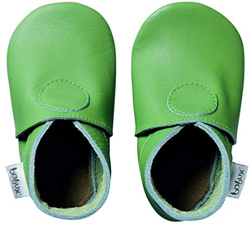 Bobux Krabbelschuhe grasgrün