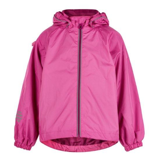 Minymo-Mädchen-Regenjacke-pink