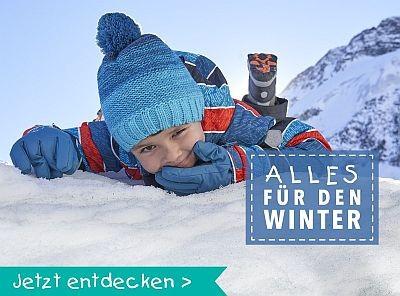 Winterbekleidung für Kinder